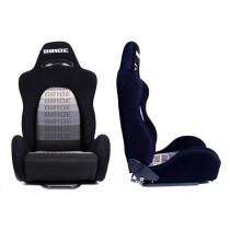 Sport, verseny ülés K700 Fekete